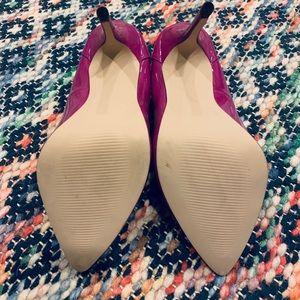 Steve Madden Shoes - Steve Madden size 7 fuchsia stilettos
